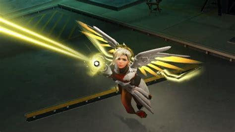 Guardian Mercy Overwatch Tudo O Que Precisa Saber Para Jogar Bem De