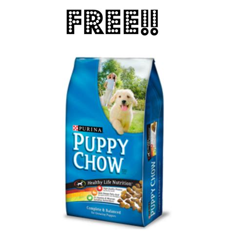 purina puppy chow coupons free purina puppy chow at publix