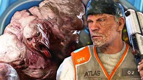 exo zombies oz advanced warfare exo zombies quot descent quot oz as mutant