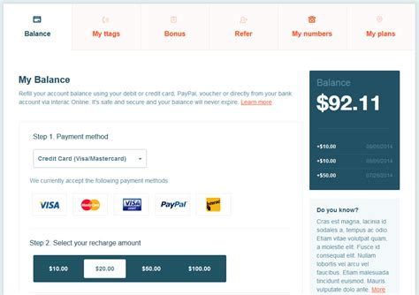 Refill Visa Gift Card Online - how do i recharge my account ttag faq knowledbase