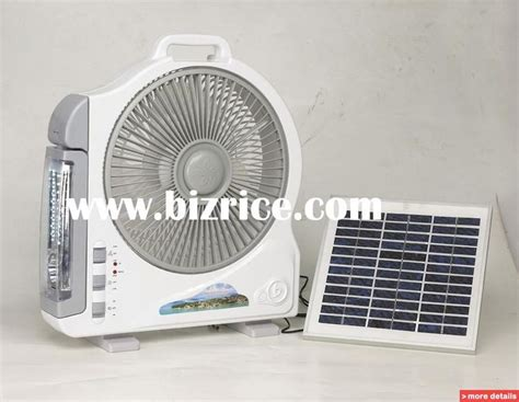 solar powered tent fan 1000 images about cing fans with light on