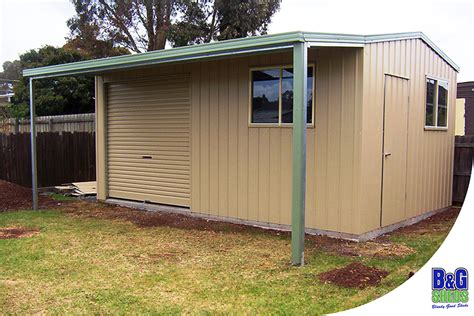 Garage Sheds Melbourne by Garages Melbourne B G Sheds