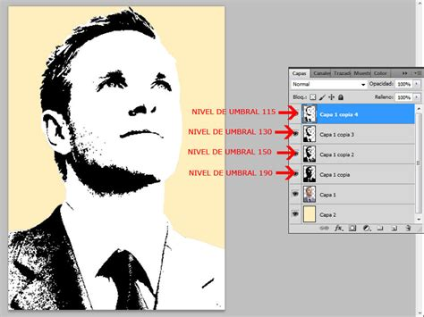 tutorial photoshop obama tutorial cartel hope obama photoshop taringa