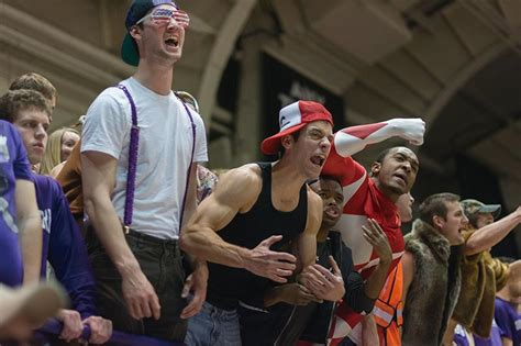 basketball student section themes wildside hosts theme nights to increase basketball game