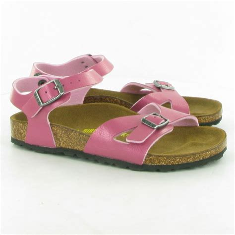 childrens sandals birkenstock sandals leather sandals