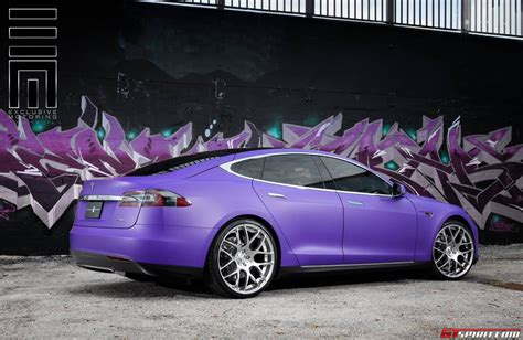 Tesla Violet Purple Tesla Tesla Image