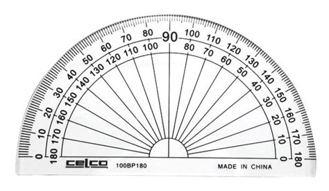 printable r angle protractor celco protractor