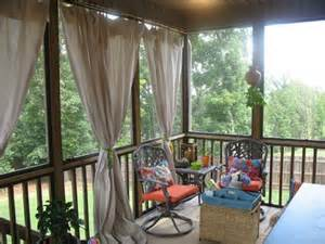 Outdoor Curtains For Porch 8 Diy Privacy Screens For Your Outdoor Areas Hometalk