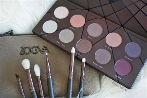 Zoeva Eyeshadow Palette Review zoeva new en taupe eyeshadow palette swatch review