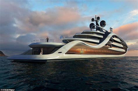yacht design the super super yacht designer creates world s most