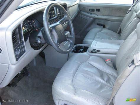 2000 Gmc Interior by Oak Interior 2000 Gmc 1500 Slt Extended Cab Photo