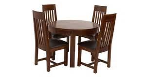Dfs Black Dining Table Shiraz Extending Dining Table Set Of 4 Slat Back