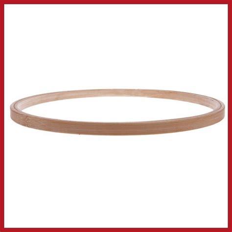 Ring Jalan 4 Cm bidward 20cm hei 223 en nat 252 rliche holzreifen ring bambus runde kreuzstich maschinenstickerei hei 223