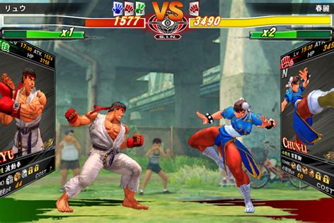 fighter for android fighter battle combination open beta new screenshots details revealed