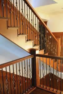 Custom Stair Railing Custom Stairs And Railings
