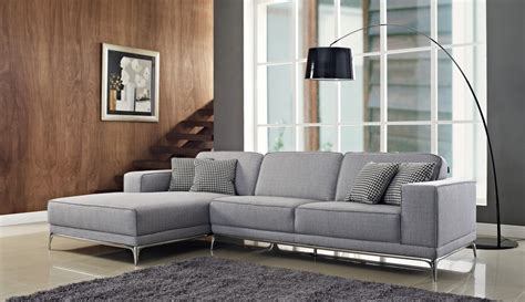 Modern Sectionals Sofas Agata Modern Sectional Sofa