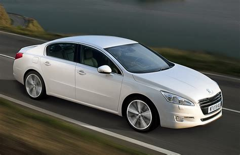 Www Peugeot For Wheels All New Peugeot 508