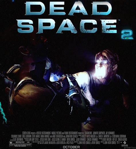 gameraddictions movie poster meme dead space 2