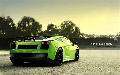 Wall Car Wallpaper Hd by Lamborghini Gallardo Turbo Car Hd Wallpaper