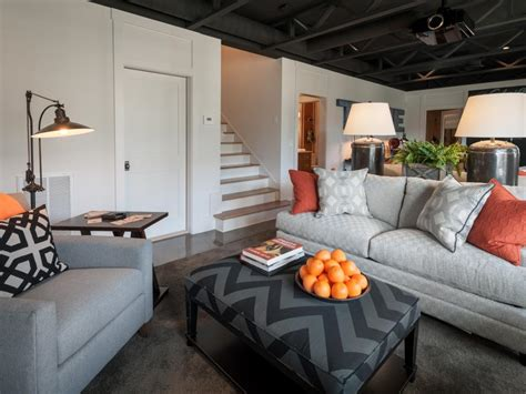 basement rec room pictures from hgtv smart home 2014