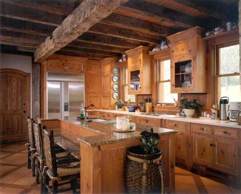 rural indiana log cabin addiiton renovation rustic