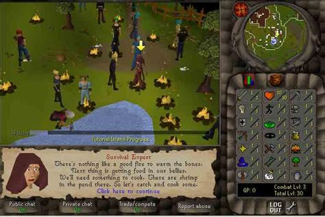 canoes runescape gamer for a laugh java games
