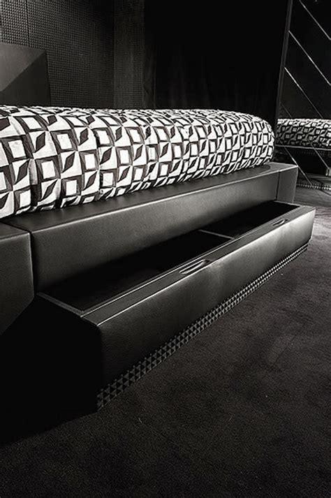 Versace Bed Frame Gandul Minimalist Elegance Piramide Bed By Versace Home