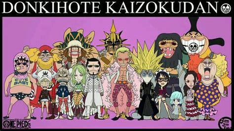 wallpaper doflamingo family donquixote pirates donquixote doflamingo trebol