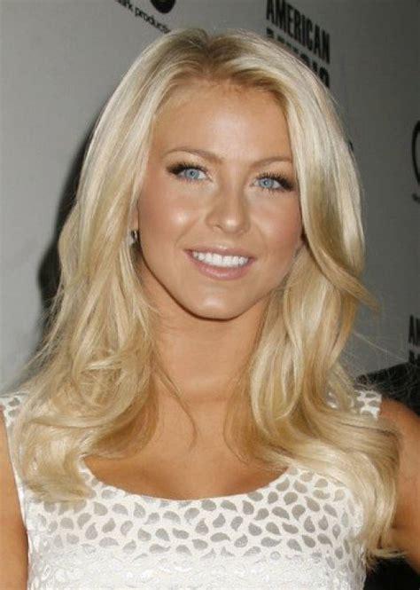 julianne hough eyebrows makeup for blonde hair tan skin and blue eyes