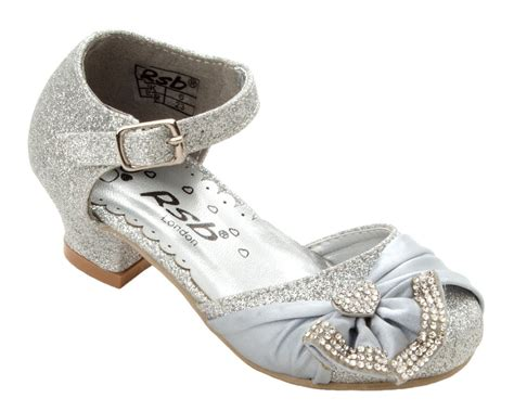 bridesmaid sandals silver glitter diamante bridesmaid wedding