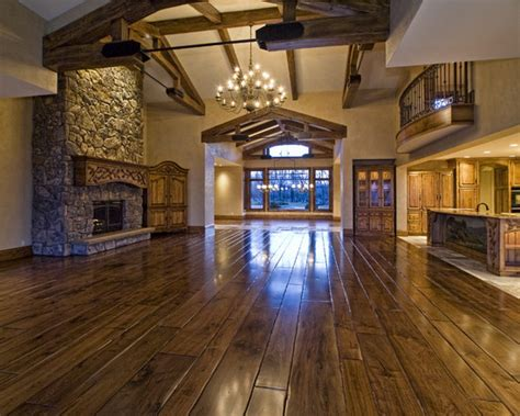 rustic open floor plans love everything about this open floor plan love ceiling