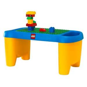 lego duplo tisch pin lego duplo table on
