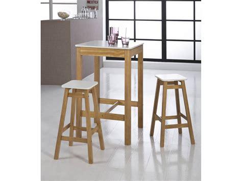 taburetes y mesas altas conjunto de mesa alta y 2 taburetes