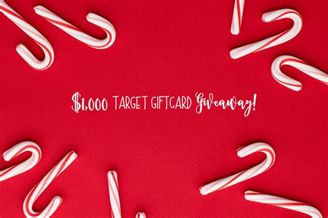 Target Giftcard Giveaway - 1 000 target gift card giveaway still being molly