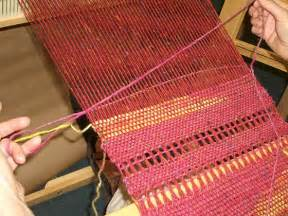 Weave It Rug Loom Weaving Classes