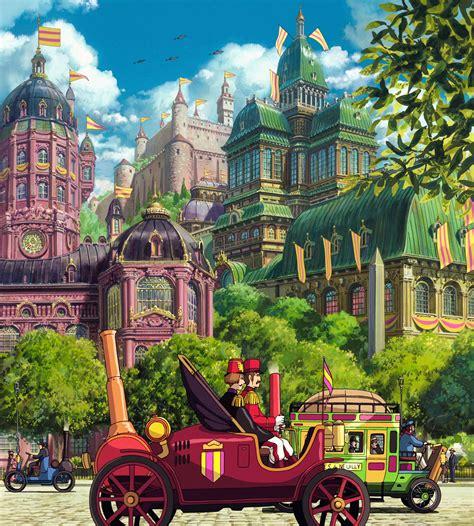 studio ghibli wallpapers awesome anime
