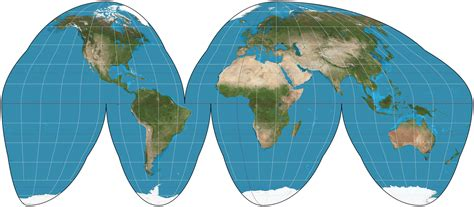 map projection answers which map projection is best