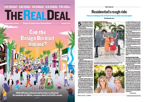 the real deal south florida south florida real estate news