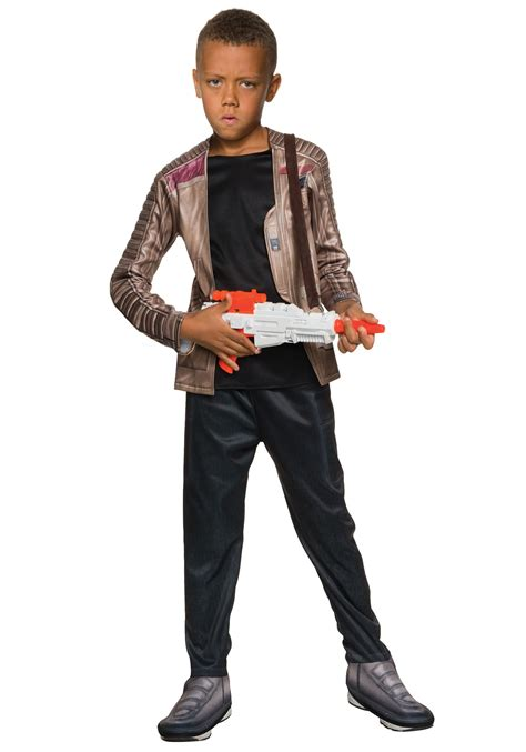 wars costumes child deluxe wars the awakens finn costume