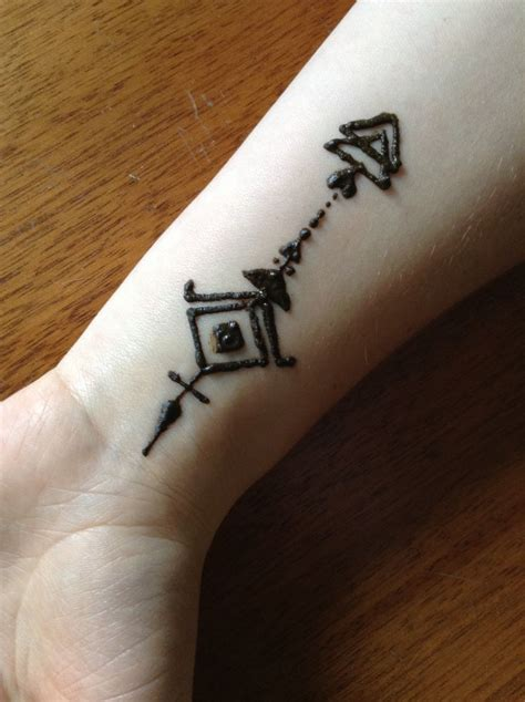 simple tribal henna tattoo henna design tribal ideas henna tattoos
