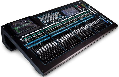 Mixer Audio Allen best controlled mixer sound mixer studio