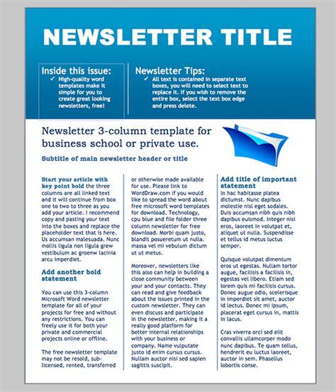 free publisher newsletter templates etxauzia org