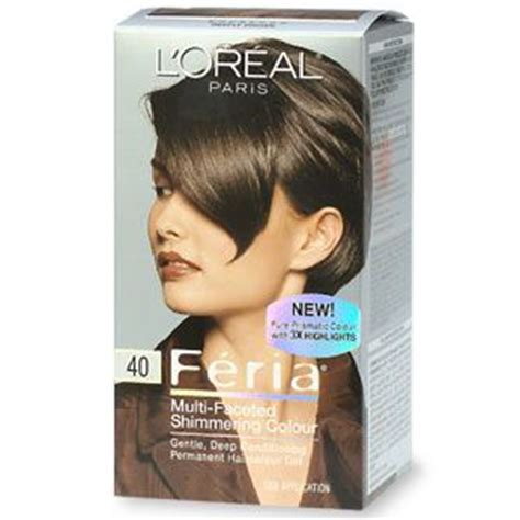 l oreal hair color reviews l oreal feria hair color in espresso deeply brown