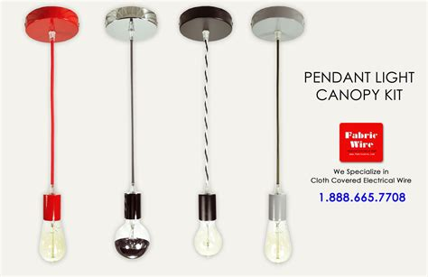 Pendant Light Kit Canopy Kit Fabricwire Com Pendant Light Kit