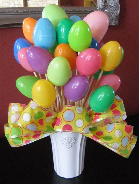 ms not so perfect easter egg bouquet