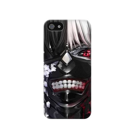 Tokyo Ghoul W3343 Iphone 5 5s tokyo ghoul ken kaneki iphone 5 iphone 5s iphone se