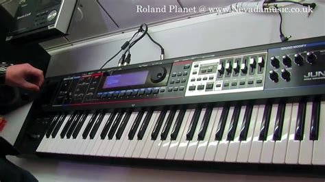 Keyboard Roland Di Malaysia roland juno gi keyboard demo with luke edwards nevada uk