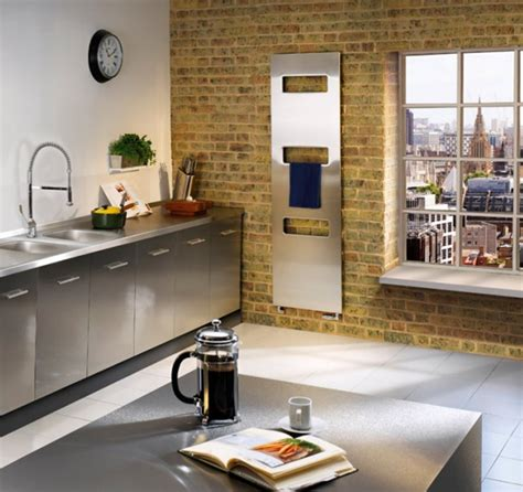 luxury and modern kitchen radiators by bisque home