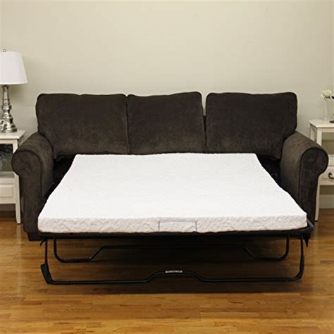 rv sofa bed replacement sofa bed mattress queen size memory foam comfort