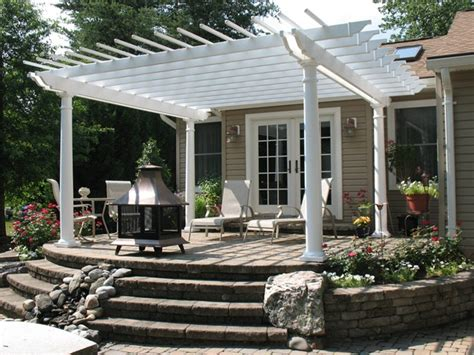 Pergola Ideas For Patio by Pergola And Patio Cover Severn Md Photo Gallery